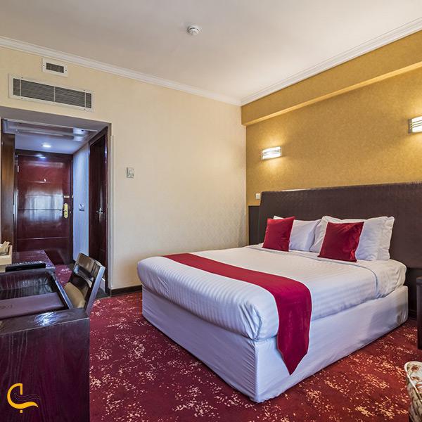 اقامت در هتل پارس اهواز