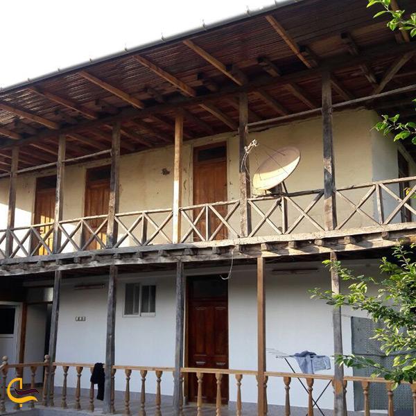 اقامت در خانه های روستای کامی کلا