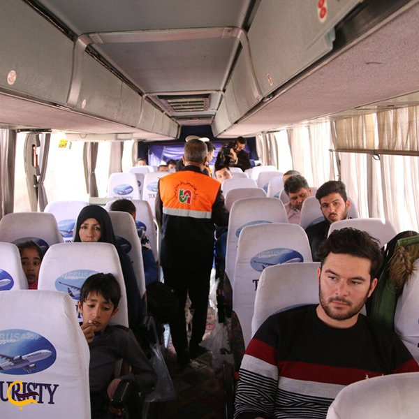 بررسی اتوبوس های معمولی