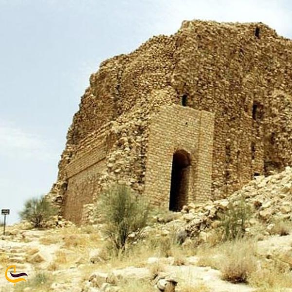 عکسی از قلعه دختر