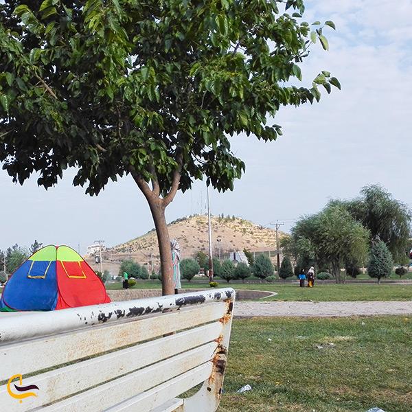 امکانات پارک ساحلی رود بشار یاسوج