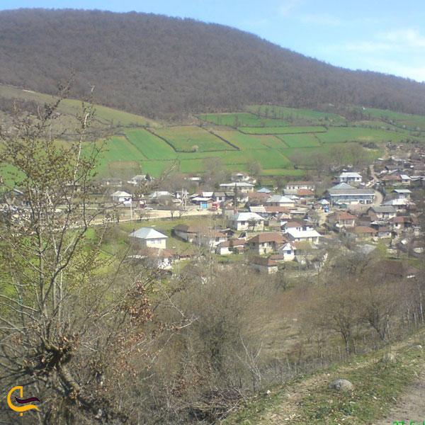تصویری از روستای فریم دودانگه