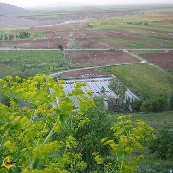 تصویری از روستای گوران الیگودرز