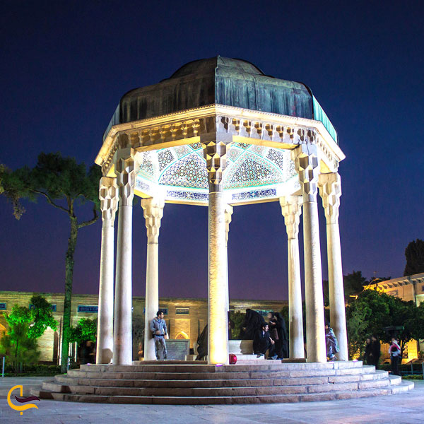 تصویری از حافظیه شیراز