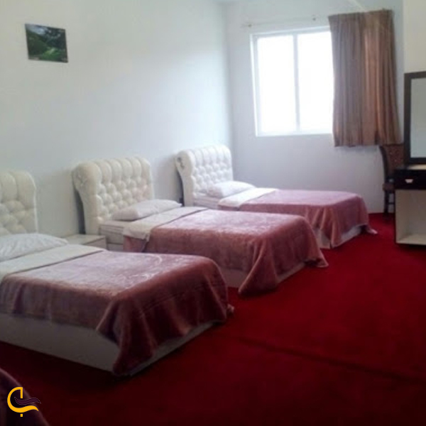 تصویری از هتل پارادایس کلیبر