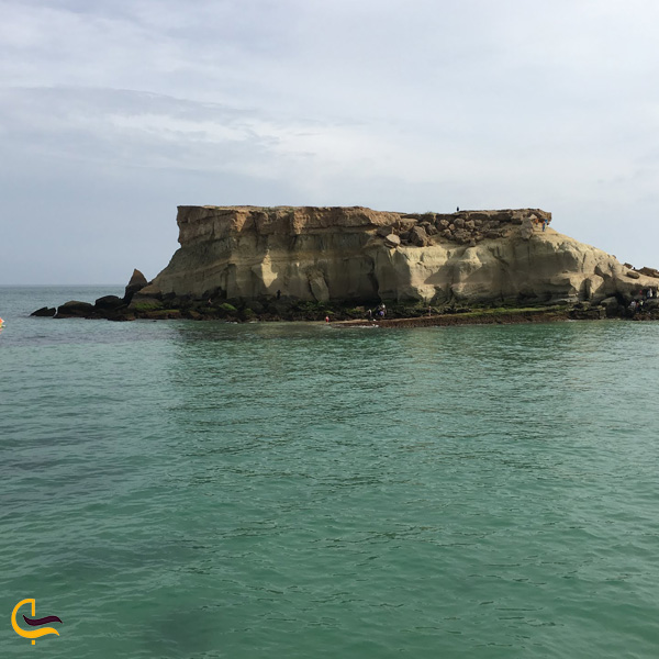 تصویری از جزیره قشم