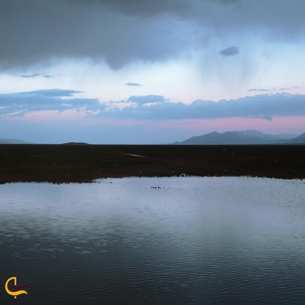 تصویری از دریاچه کافتر