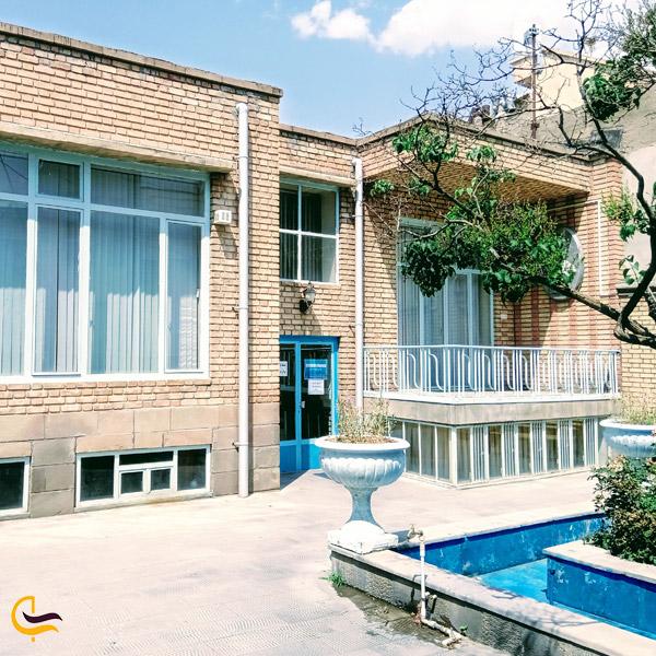 تصویری از خانه و موزه استاد شهریار