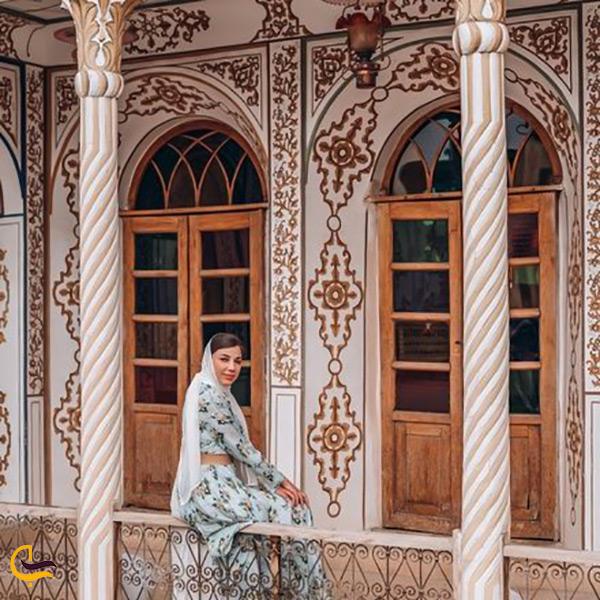 نقوش و تزئینات مسجد امام اصفهان