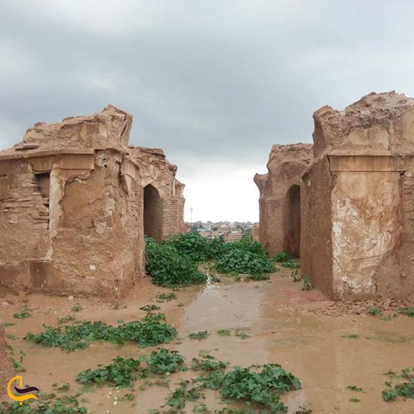 تصویر قلعه سلاسل سازه های آبی شوشتر