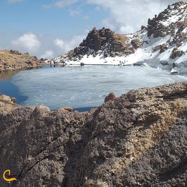 تصویری از هفت چشمه سبلان