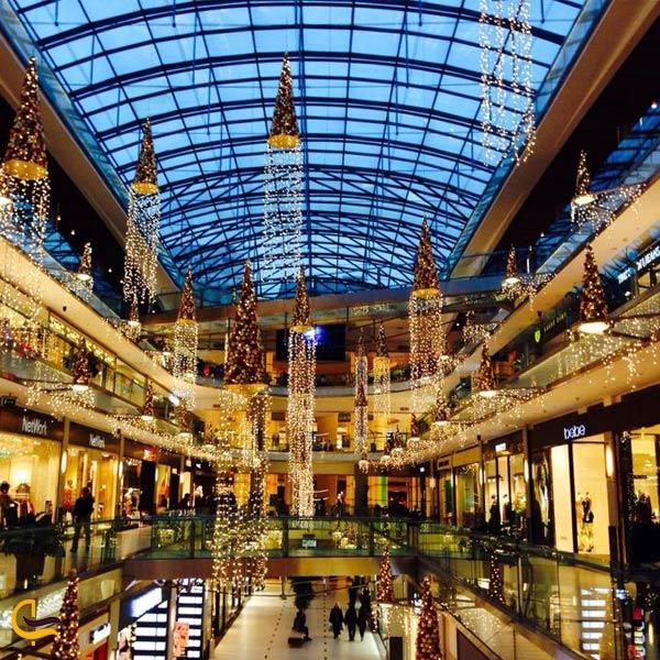 تصویری از مرکز خرید پالادیوم