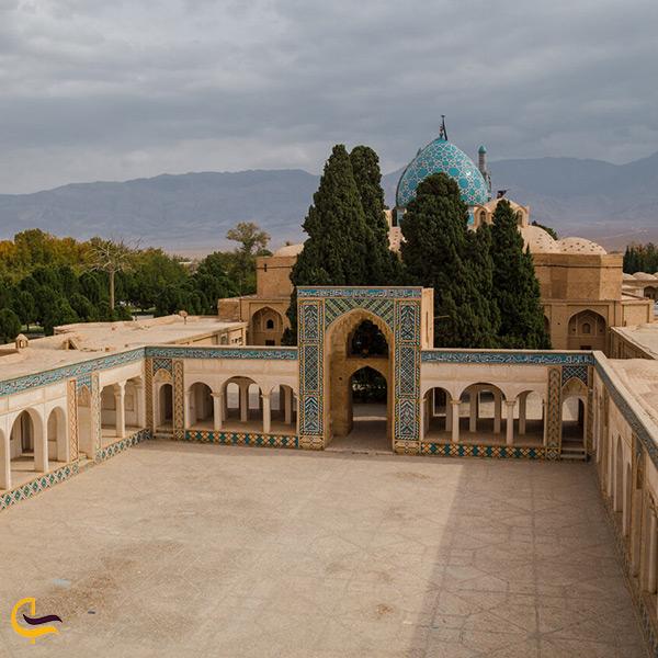 تصویر آستانه شاه نعمت الله کرمان