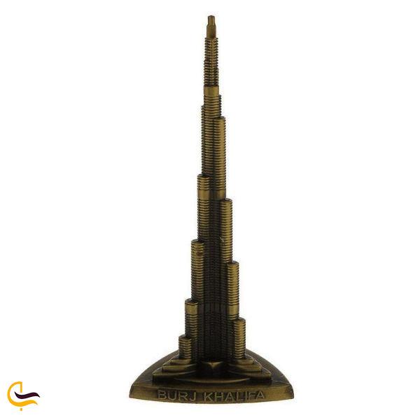 نمایی ازماکت برج خلیفه