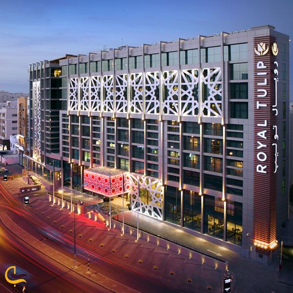 تصویری از هتل رویال تولیپ مسقط