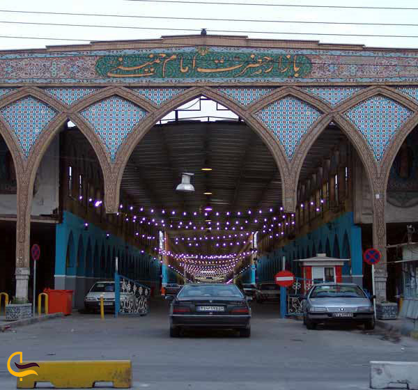 بازار شاه اهواز
