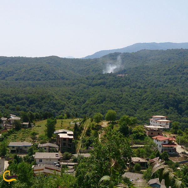 عکسی از روستای سینوا
