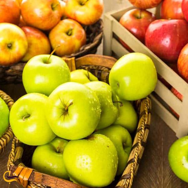 تصویری از سیب سوغات کلیبر