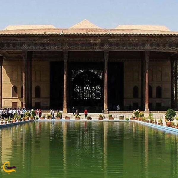 تصویری از جاذبه های دیدنی اصفهان