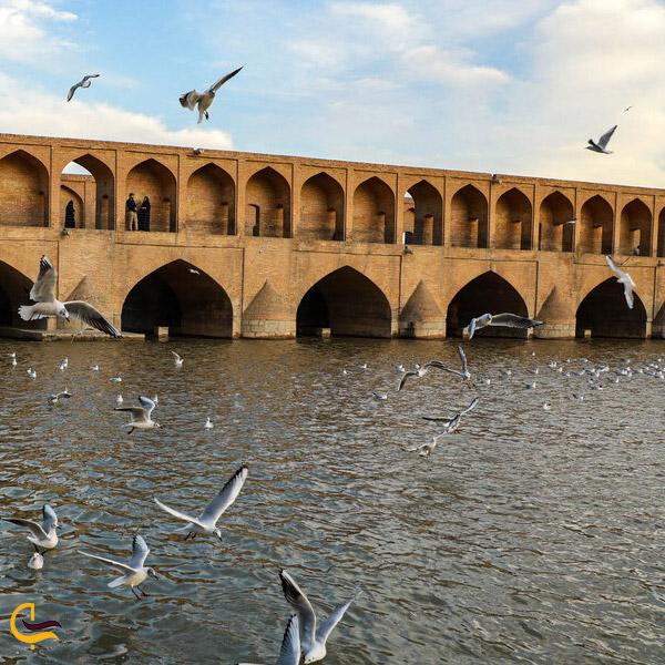 تصویری از جاذه های دیدنی اصفهان