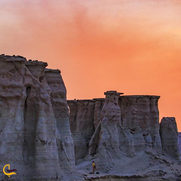 تصویری از دره ستارگان قشم
