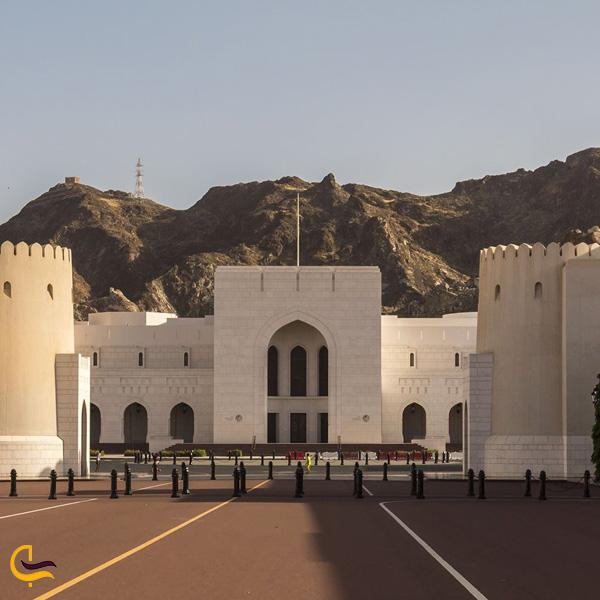 تصویری از موزه ملی عمان