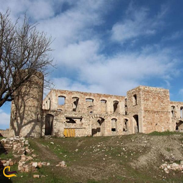 تصویری از قلعه طومانیانس
