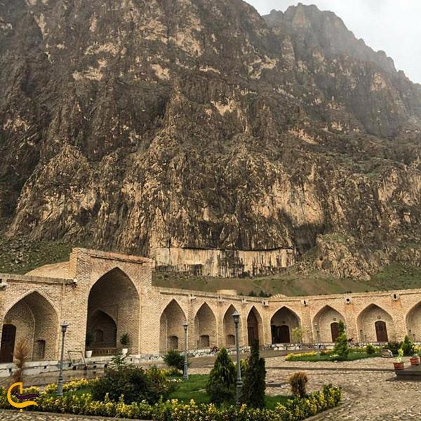 بازدید از بیستون کرمانشاه