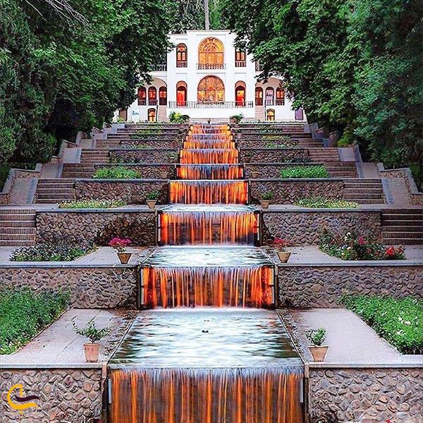 بازدید از باغ شازده ماهان در کرمان