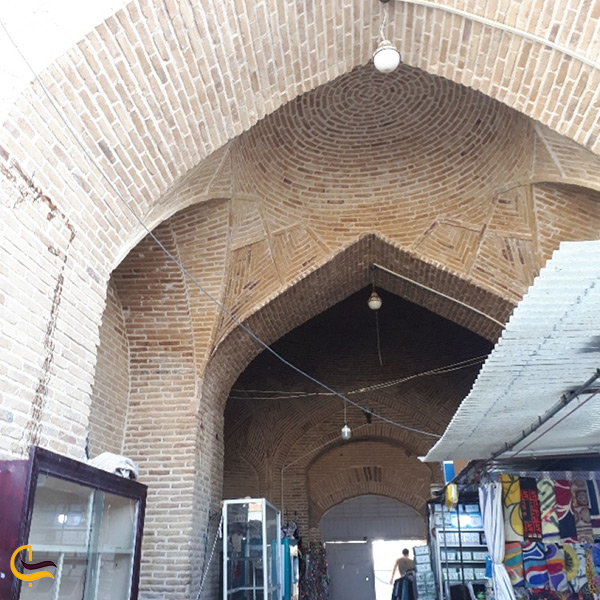 بازدید از کاروانسرای شاه عباسی قصر شیرین