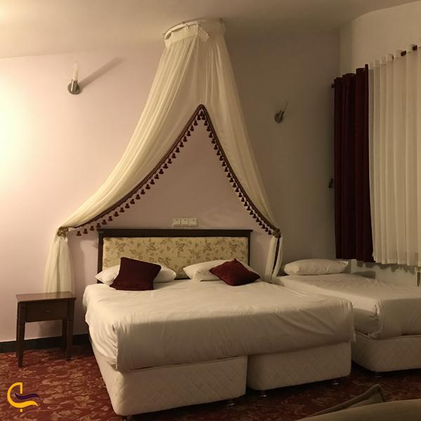 تصویری از اتاق های هتل جهانگردی یاسوج