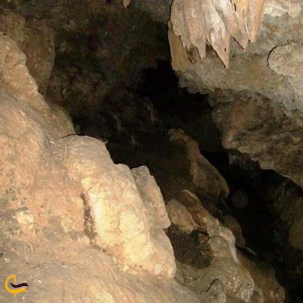 تصویری از غار شعیب