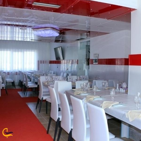 تصویری از رستوران آنزا