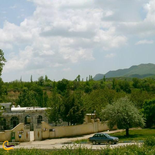 تصویری از روستای بازگیر گوران