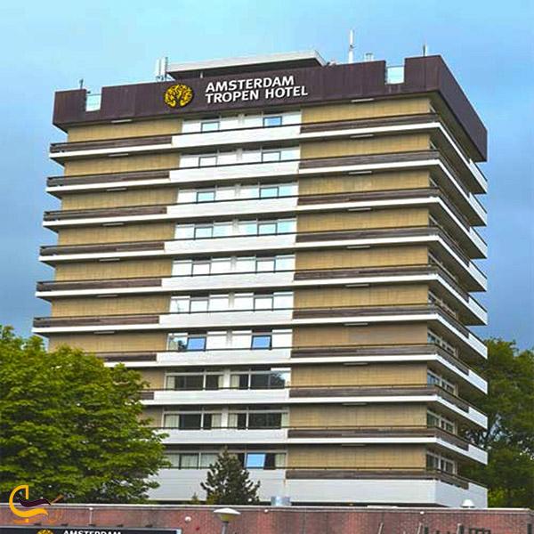 عکس هتل ۳ستاره تروپن آمستردام