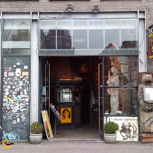 عکس موزه روباز آمستردام