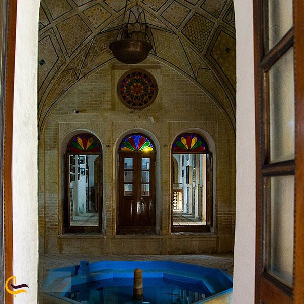عکس معماری خانه فروغ الملک