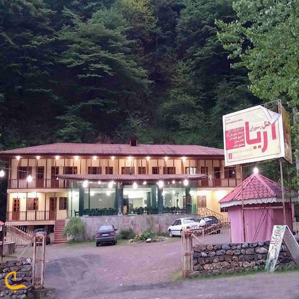 عکس هتل آریا ماسوله