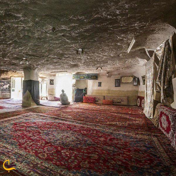 عکس مسجد سنگی آذرشهر