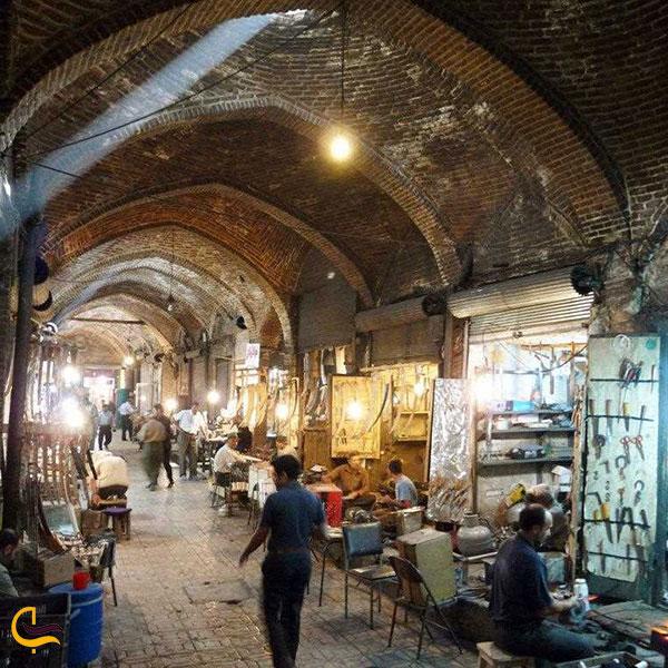 عکس بازارچه سنتی سلماس