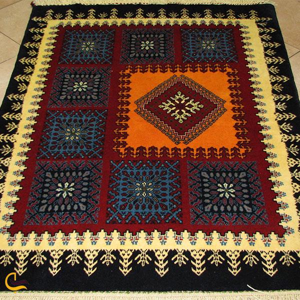 عکس قالیهای پشمی بروجن