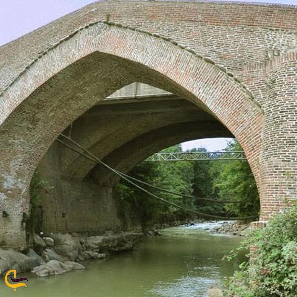 تصویری از پل اجری پونل