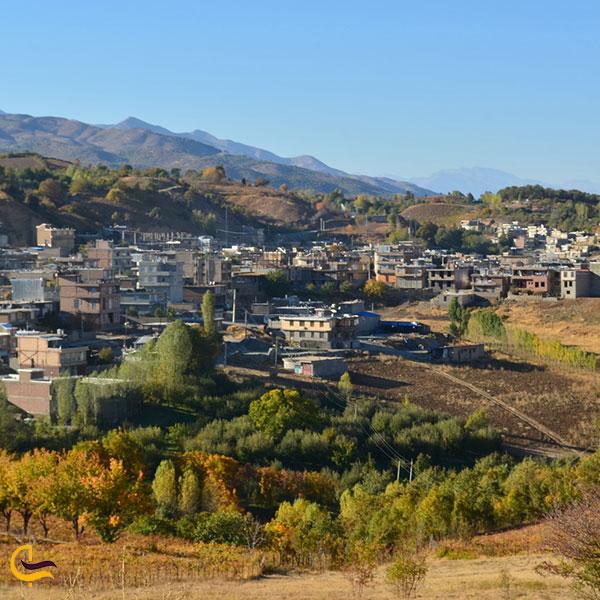 عکس روستای بریسو