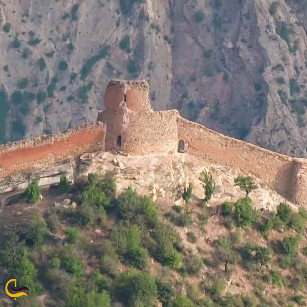 تصویری از قلعه کنگلو