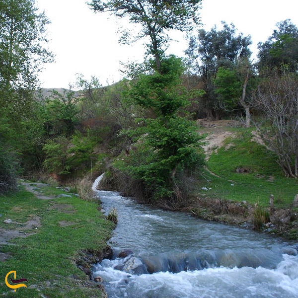 عکس تفرجگاه چشمه خانسر