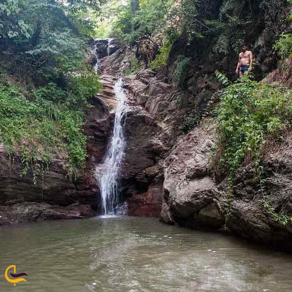 تصویری از آبشار دودوزن
