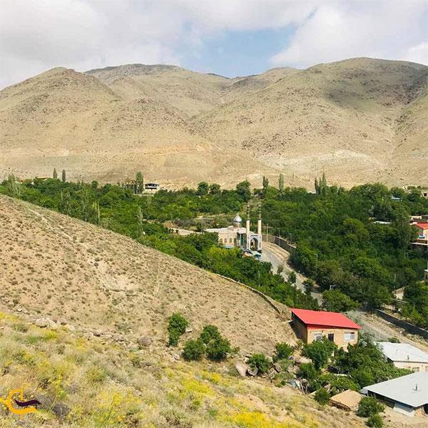 عکس روستای دوستان