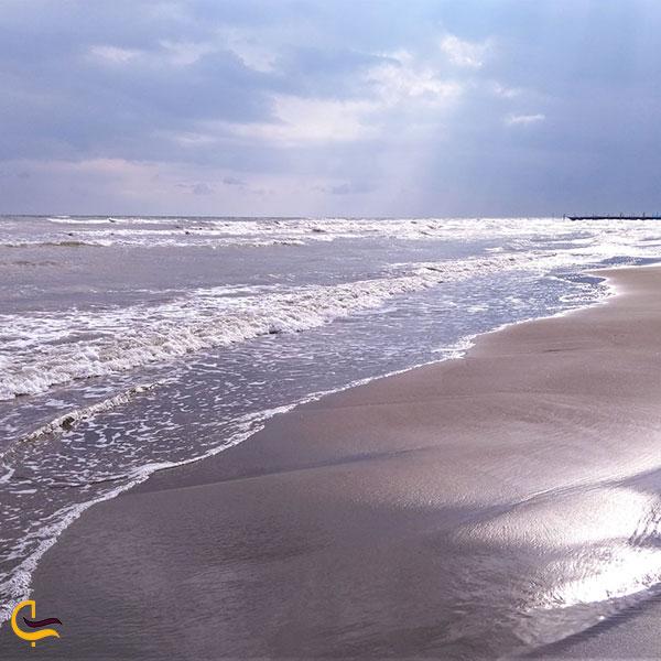 عکس سواحل گیلان