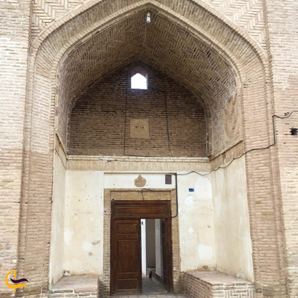 عکس مسجد جامع گناباد