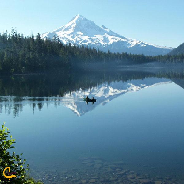 عکس دریاچه برکه گوگلی